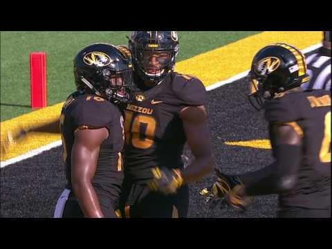 HIGHLIGHTS: @MizzouFootball Dominates Delaware State