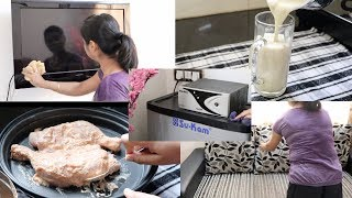 Indian Busy Mom/Housewife Morning Cleaning Routine    Weekly Cleaning Routine