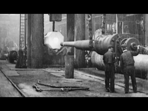 Birth of a Big Gun (1908)   BFI Archive