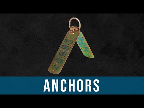 Roofing Fall Protection Anchors| OSHA Rules, Hazards, Safety, Training, Fall Arrest, Fall Restraint