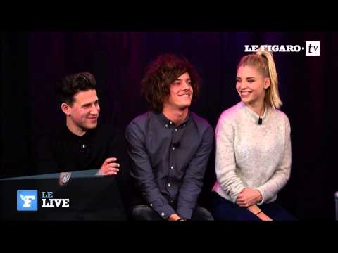 London Grammar - Interview par Olivier Nuc - Le Live