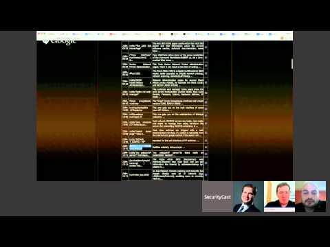 [SecurityCast] WebCast #20 - Google Hacking