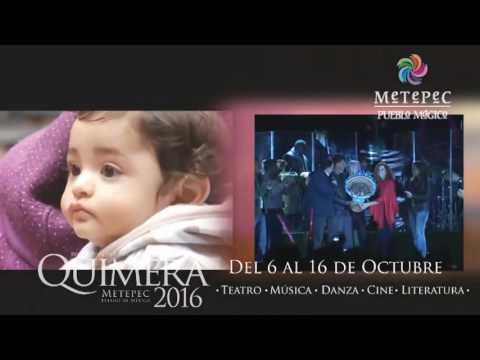 Presentan 26 Festival Internacional de Arte y Cultura, Quimera 2016