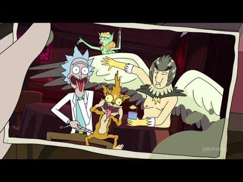 Rick And Morty Season 2 Episode 10 Ending Youtube