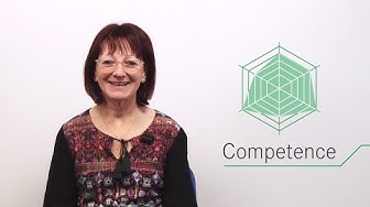 SAATI Values: Competence interpreted by Marie Line Legrand