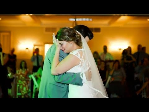 Adam Rivers - WATCH: Brothers surprise bride with dance after father's death