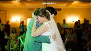 Brothers Surprise Bride With Special Dance After Father's Death