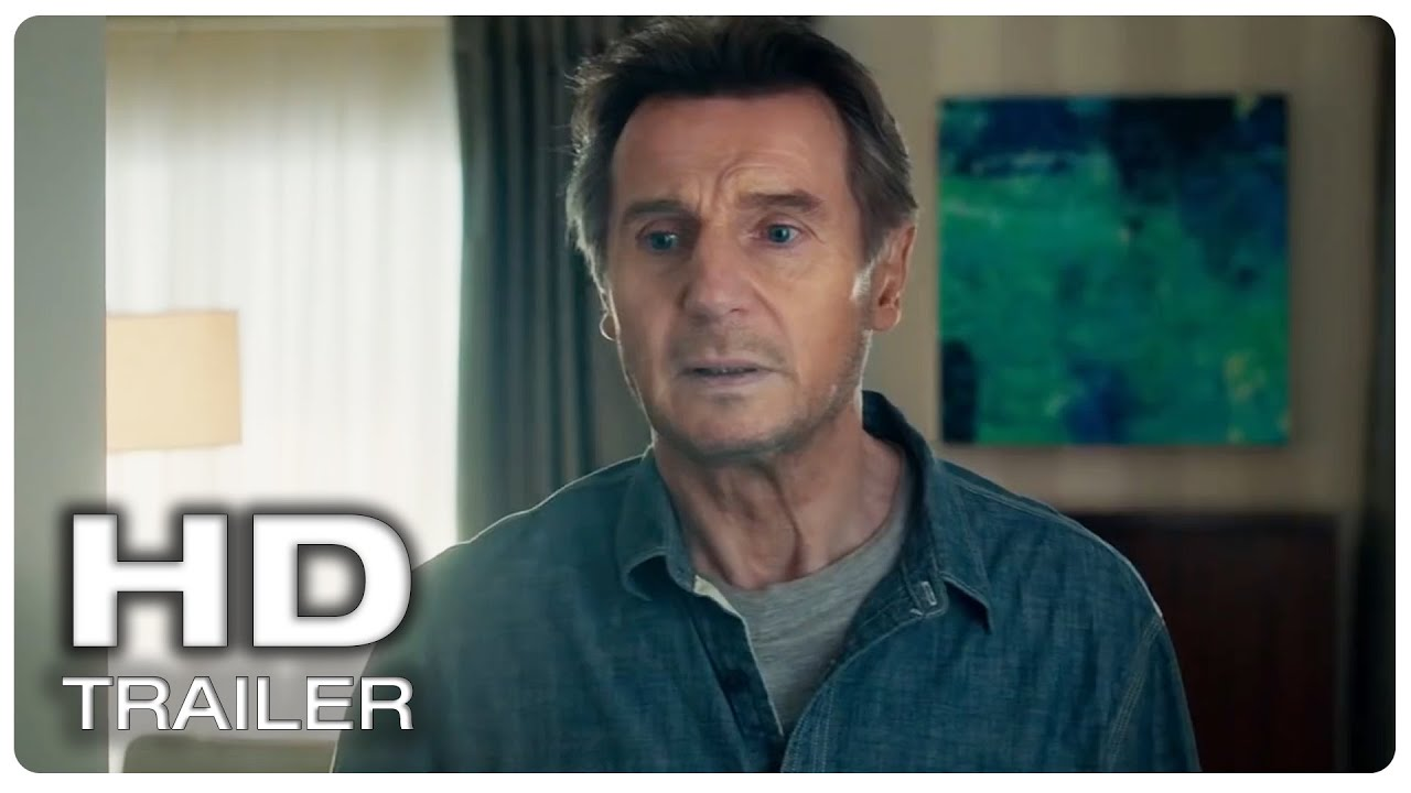 HONEST THIEF Official Trailer #1 (NEW 2020) Liam Neeson Action Movie HD