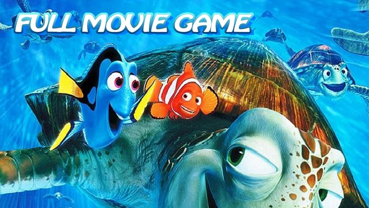 Finding Nemo Full Movie Game Completo A Procura De Nemo Disney Zigzag Youtube