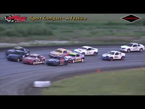 Sport Compact/Sport Modified Features - Park Jefferson Speedway - 7/28/18