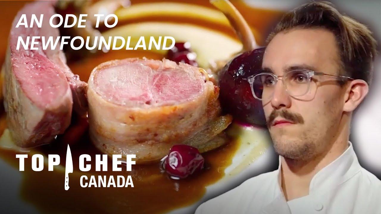Download A Five-Course Newfoundland Menu | Top Chef Canada