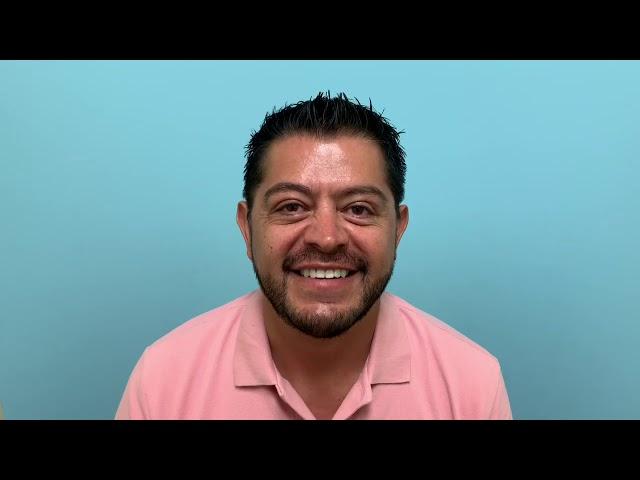 Dallas Hispanic Male Facelift Chin Implant Testimonial English and Espanol