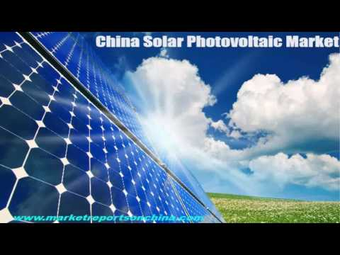 China Solar Photovoltaic Market Outlook 2017 to 2030