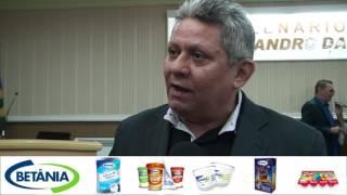 Jorge Brito convida para reunião intinerante de combate a seca em Morada Nova