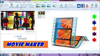 FAZENDO UMA VINHETA - MOVIE MAKER (entrada do vídeo)