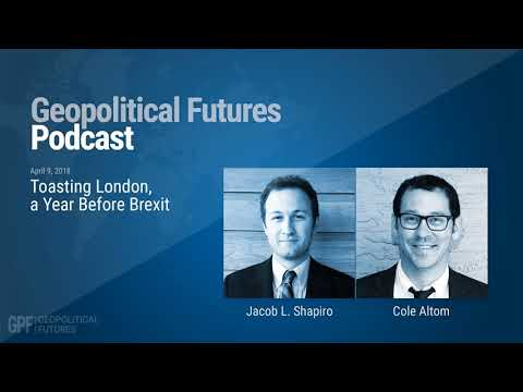 Podcast: Toasting London, a Year Before Brexit