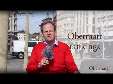 Risks with the Obermatt rankings