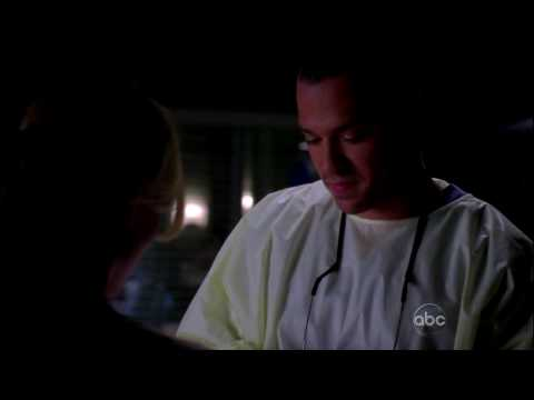 who does jackson avery hook up with