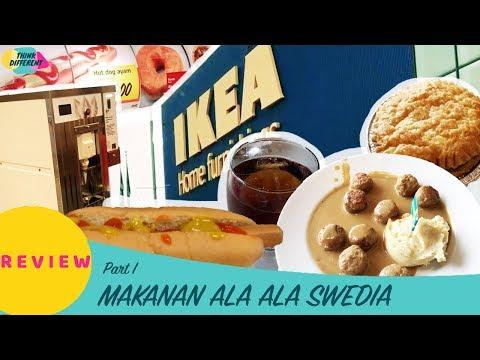 ADA MAKANAN APA DI IKEA? PART 2 - IKEA REVIEW