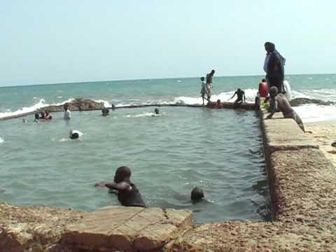 Winneba (Swimming Beach), Central Region - Ghana