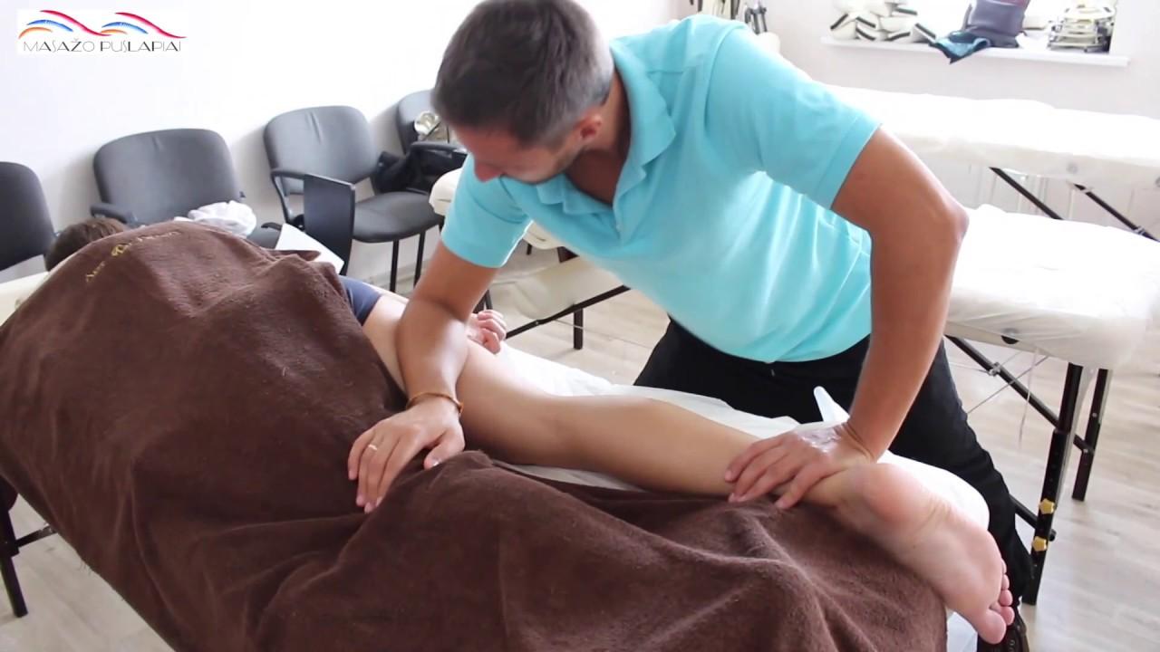 nugaros masažas hipertenzijai video