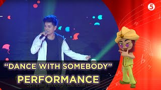 "Sing Galing April 28, 2021 | ""I Wanna Dance With Somebody"" Arjay Bhen Cabael Random-I-Sing"