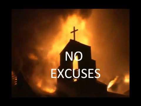 NO EXUSES[HONEST TO GOD #7]