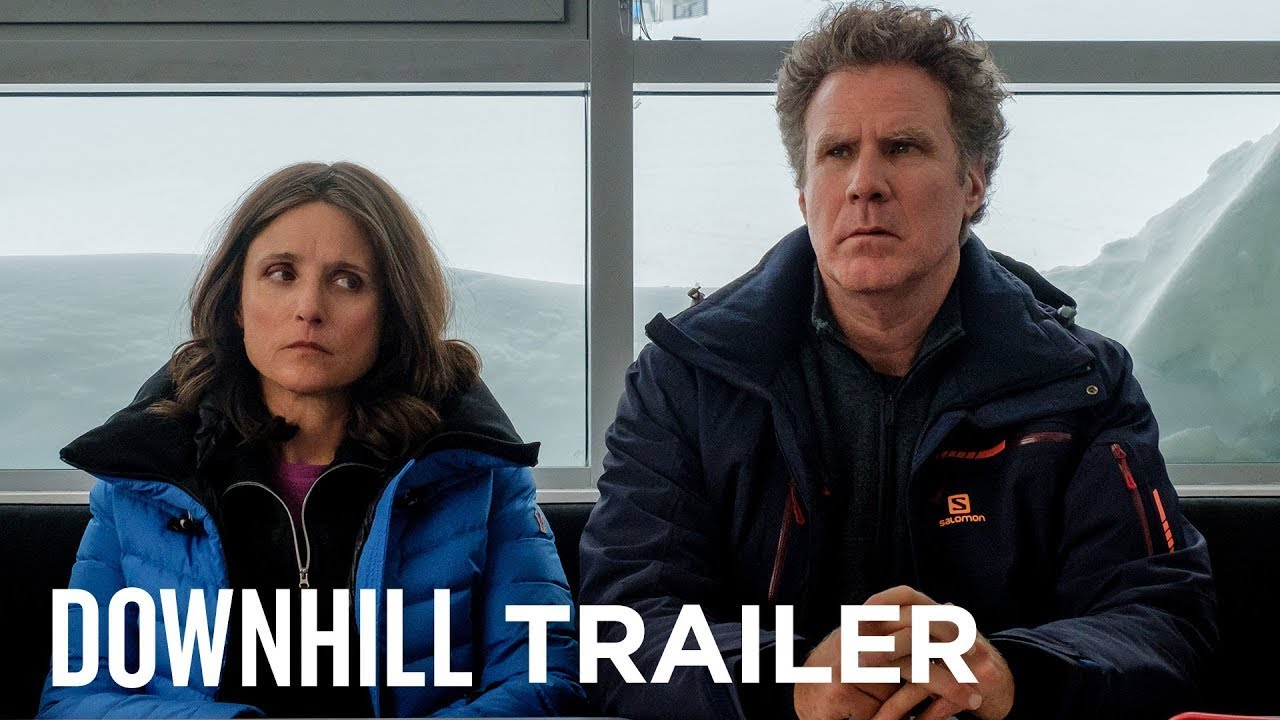 Downhill | Officiell Trailer | Searchlight Pictures