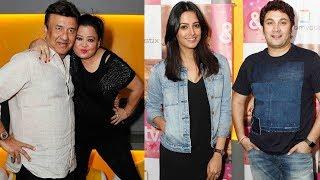 Bollywood Celebs At Red Carpet Screening Of Comedy Dangal | Bharti Singh, Anu Malik