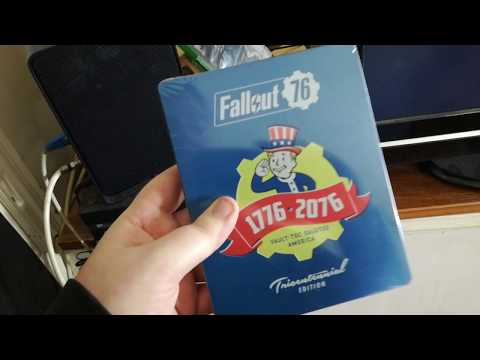 Fallout 76 Collector's Edition Unboxing (Buyer's Remorse Edition) thumbnail