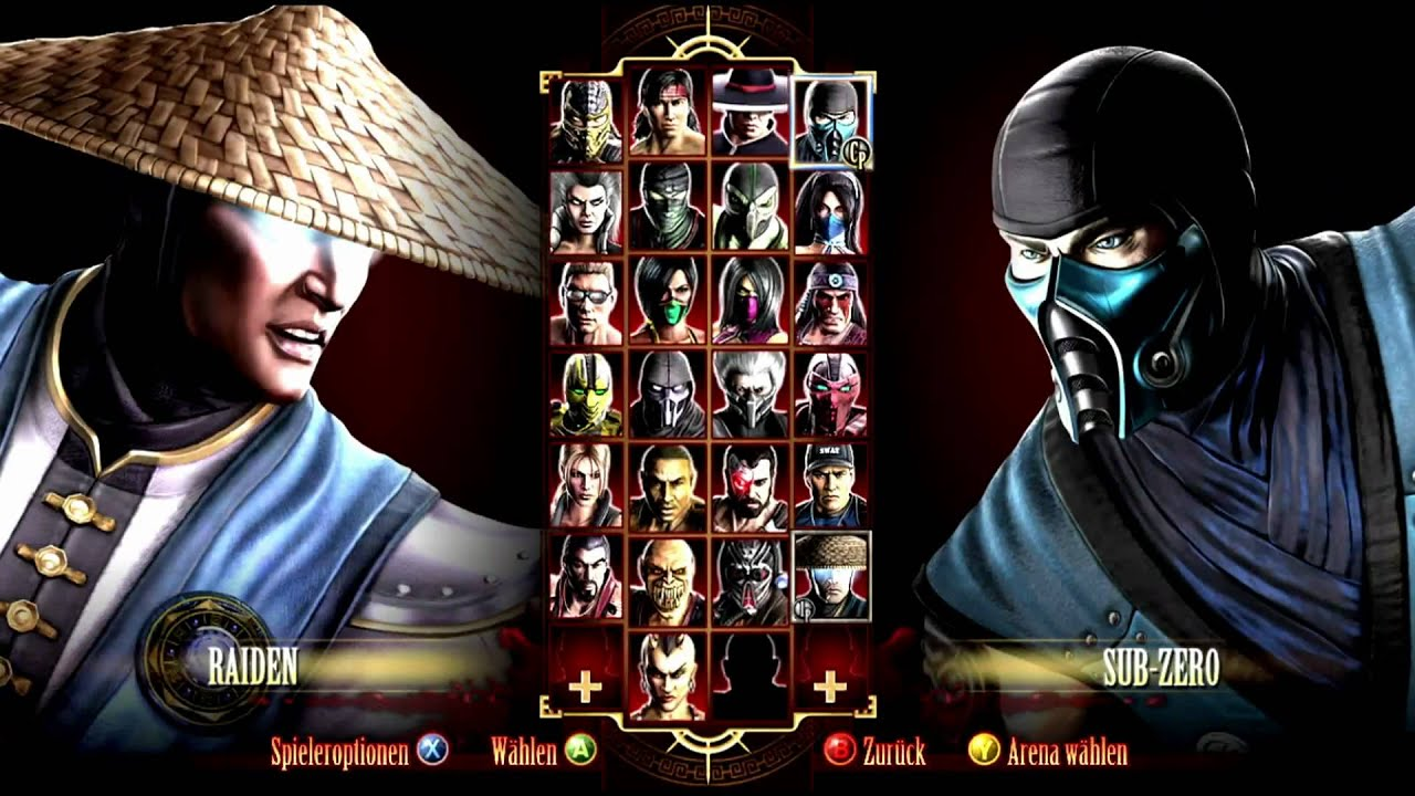 Mortal Kombat 9 All Fatalities / Finishing Moves - YouTube