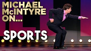 Download Compilation of Michael's Best Jokes About Sports | Michael McIntyre Mp3 and Videos
