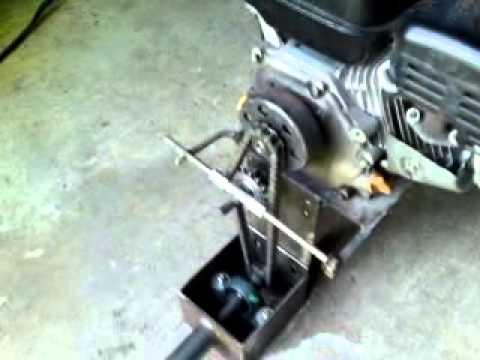 Short Shaft Mud Motor Build Plans