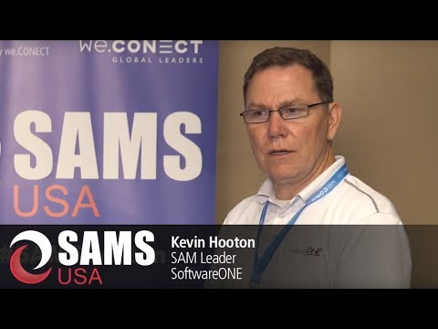 Software Asset Management Strategies: Interview with SAM Leader Kevin Hooton, SoftwareONE
