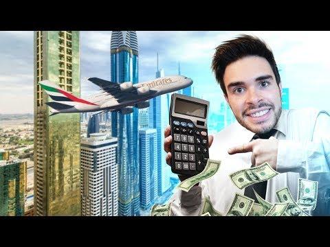 CUANTO CUESTA VIAJAR A DUBAI? NO OS LO VAIS A CREER!