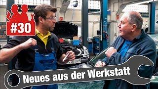 Airbag: Typische Fehlerquellen. Außerdem: Lüfter killt Steuergerät | Neues aus der Werkstatt 30