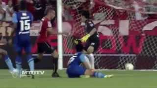 MTUTD.TV Mario Gjurovski V Chonburi - Thai Premier League - Round 13
