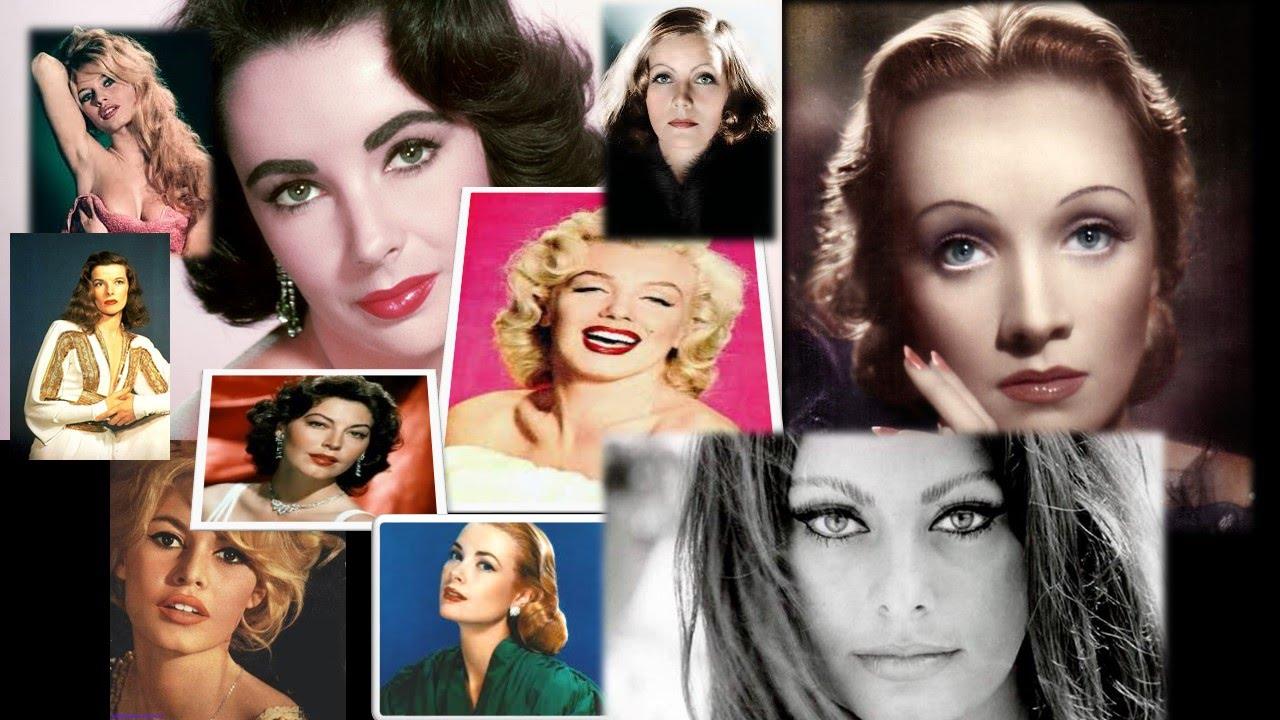 Frases Celebres Divas De Hollywood Youtube