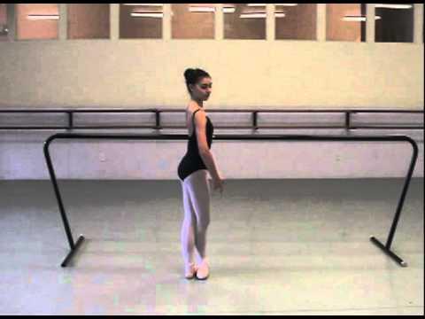 Ballet Nouveau Audition