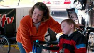 Project Mobility - Adaptive Cycling for People with Disabilities - Hal Honeyman