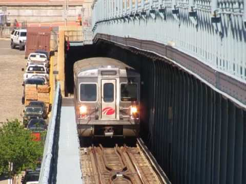 Patco Train over Ben Franklin Bridge