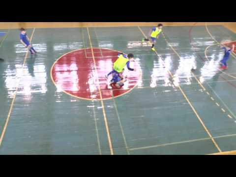 Мини-футбол 2005 г.р. Стыки. ДЮСШ НН 2007 0:1(0:0) Искра 2005 (2 тайм)