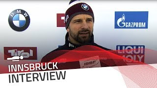 "Martins Dukurs: ""Probably this track loves me"" 
