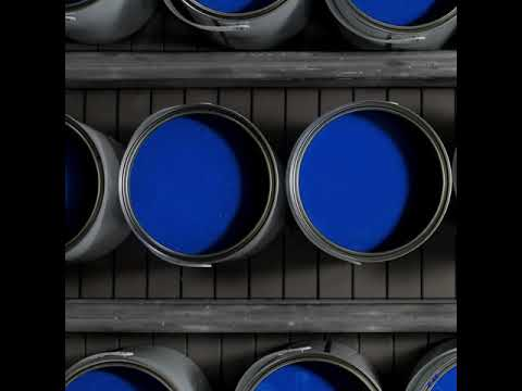 Ressource Introduces Yves Klein Paint To Honor The Iconic International Klein Blue