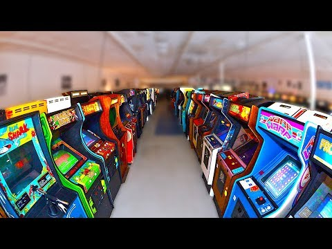 You Never Seen An Arcade Like This!