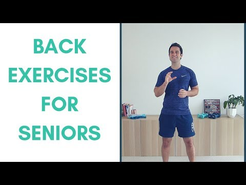 Lower Back Exercises for Seniors Simple Lumbar Spine Exercises