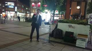 11月12日に名古屋の金山総合駅でswish路上ライブ開催 久しぶりの開催だ...