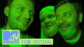 MTV Selfie News Flow Festival - ALMA, Сергей Минаев, Erykah Badu и финский Boulevard Depo