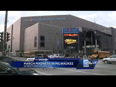 March Madness is coming to Milwaukee