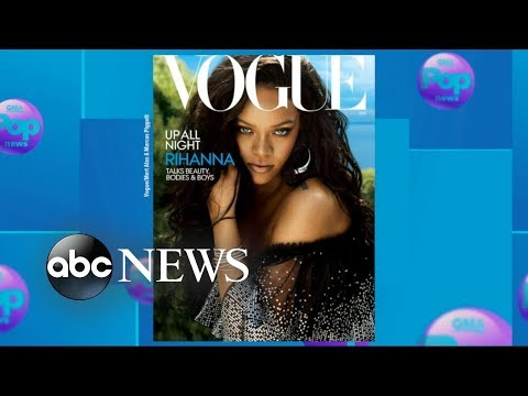 Rihanna opens up about turning 30, finding love
